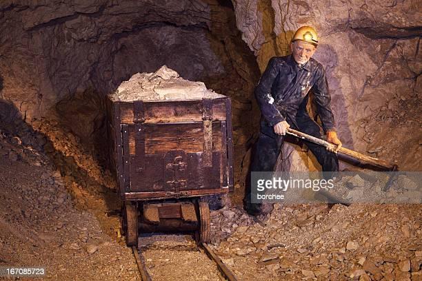 Travailleur de Mine