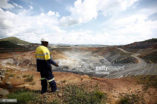 Kibali Gold Mine : Kibali stock photos and pictures getty images