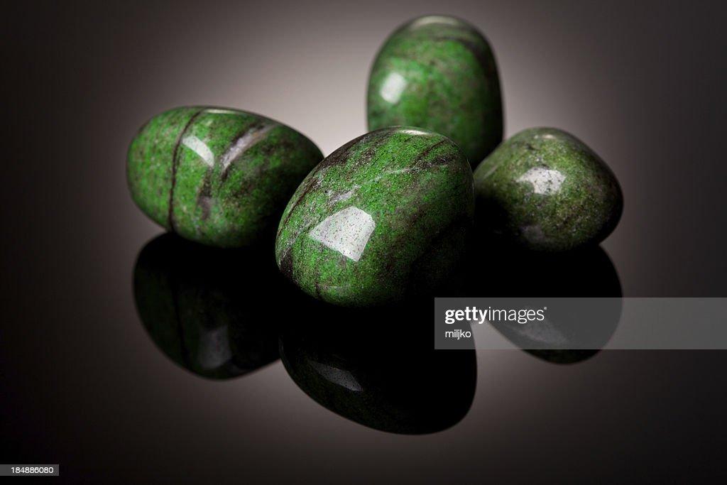 Minerals and crystals - Jade