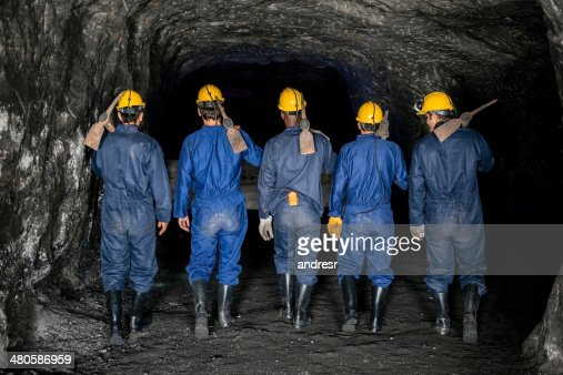 Miners ready to work