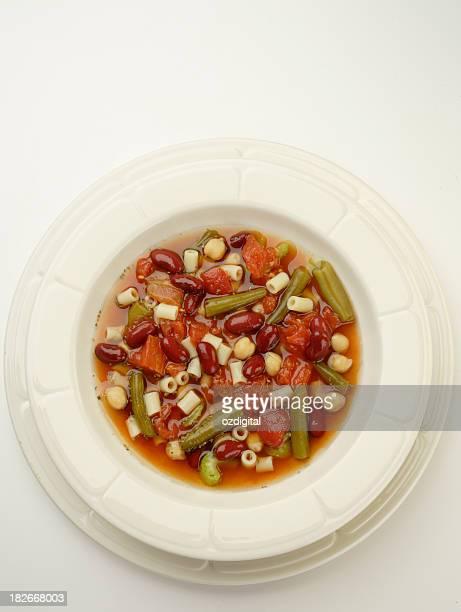 Soupe Minetrone