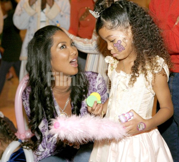 Ming lee simmons and kimora lee simmons during kimora lee simmons and filmmagic 115337131 - Kimora lee simmons office ...