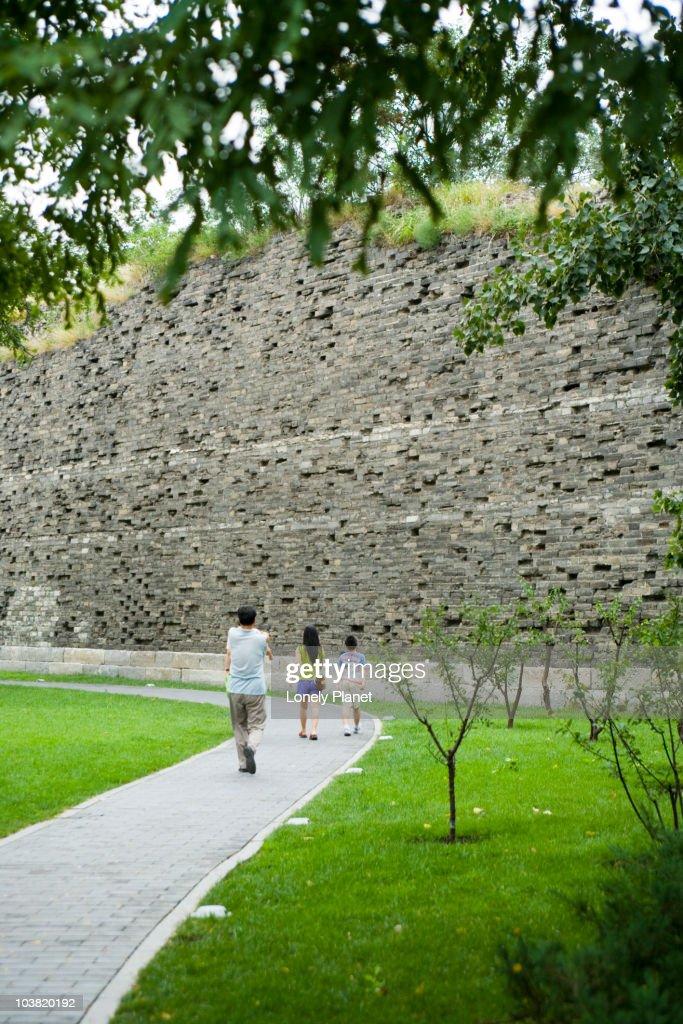 Ming Ruins Park.
