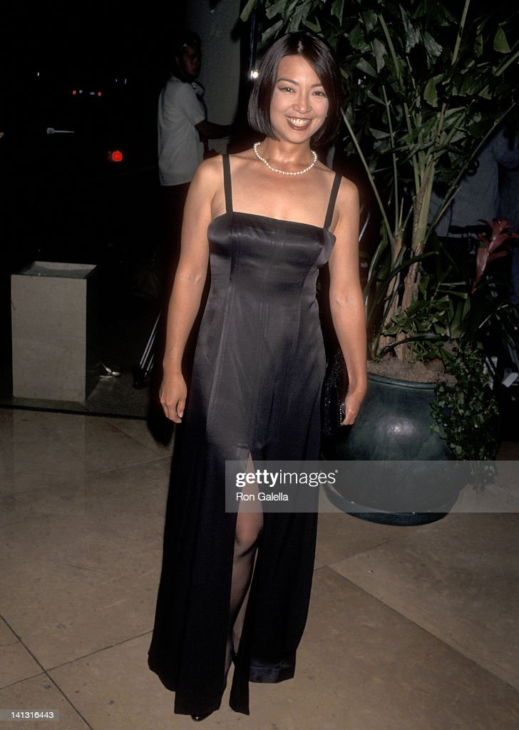 MingNa at the 11th Annual American Cinematheque Award Honoring Tom Cruise Beverly Hilton Hotel Beverly Hills