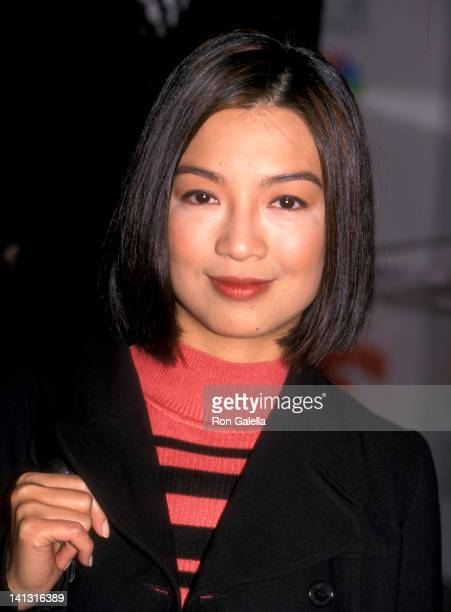 MingNa at the 54th Annual Golden Globe Awards Nominations Annoucement Beverly Hilton Hotel Beverly Hills