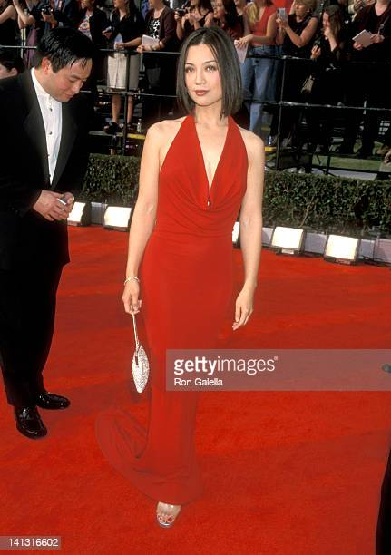MingNa at the 6th Annual Screen Actors Guild Awards Shrine Auditorium Los Angeles