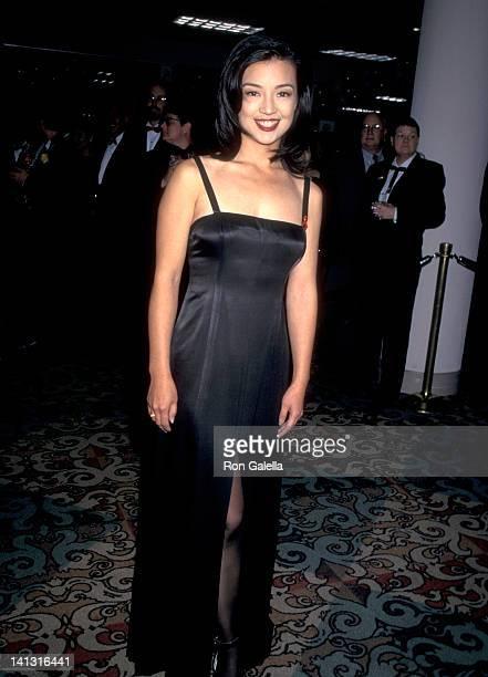 MingNa at the 7th Annual GLAAD Media Awards Century Plaza Hotel Los Angeles