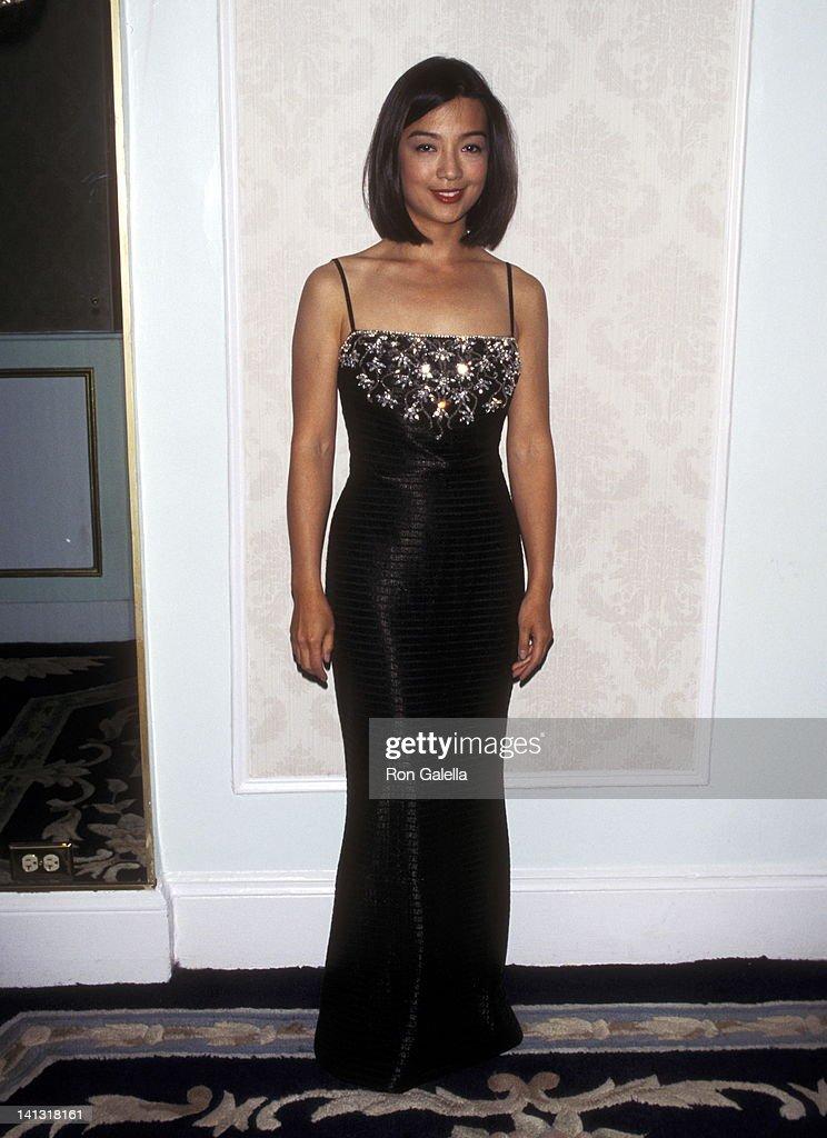 MingNa at the 9th Annual Gloria Awards Plaza Hotel New York City