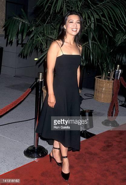 MingNa at the Fulfillment Fund Honors Jeffrey Katzenberg at Stars 2001 Benefit Gala Hollywood Highland Hollywood