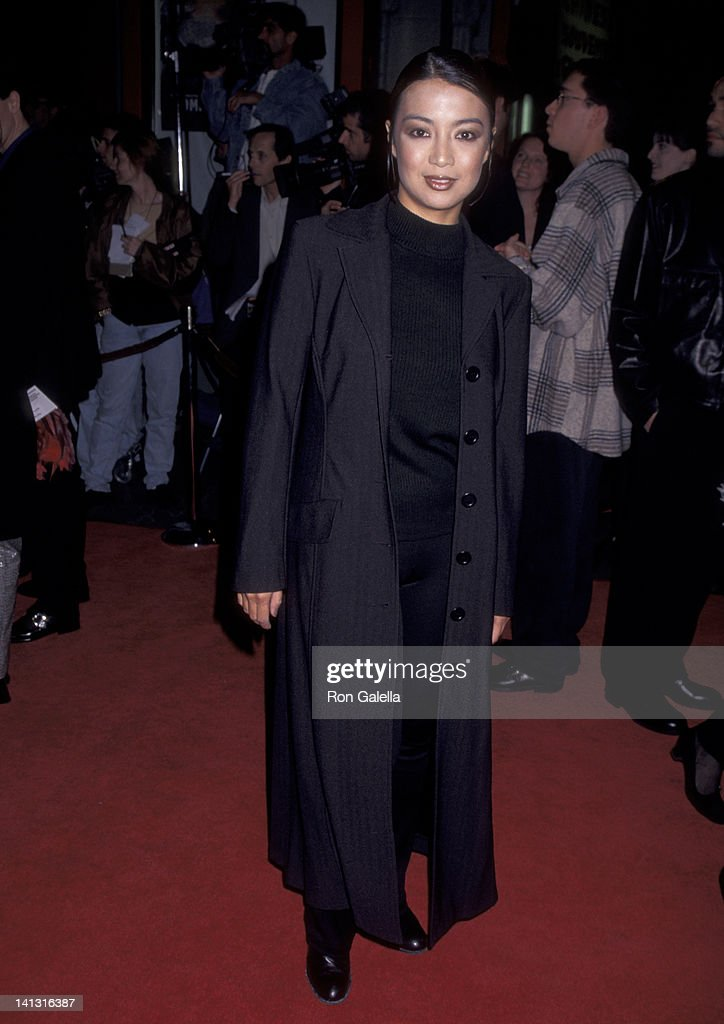 MingNa at the Premiere of 'Romeo Juliet' Mann's Chinese Theatre Hollywood