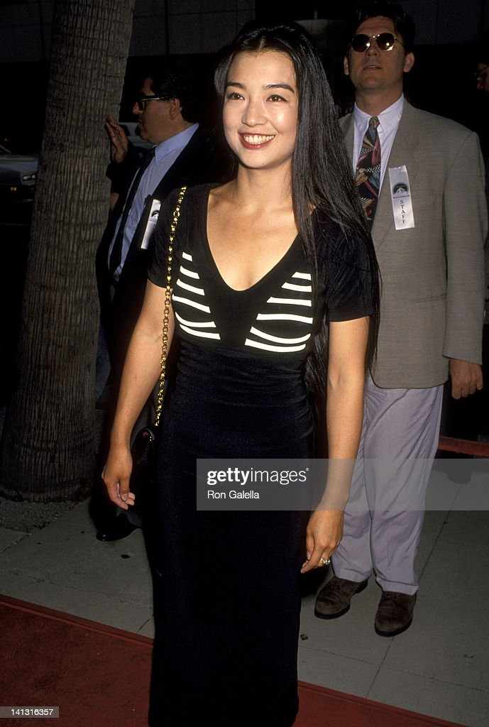 MingNa at the Premiere of 'The Firm' Academy Theatre Beverly Hills