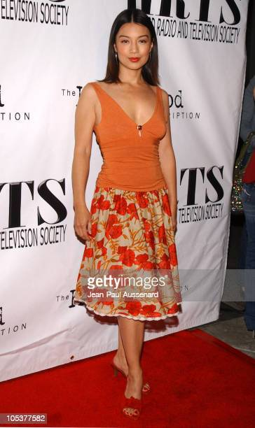 MingNa during 2nd Annual 'Young Hollywood' Holiday Party Presented by the Junior Hollywood Radio Television Society at Bliss in Los Angeles...