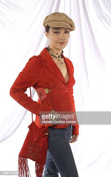 MingNa during An Evening of Fashion and Music Presented by Step Up Women's Network and Lexus Gallery at Jim Henson Studios in Hollywood California...