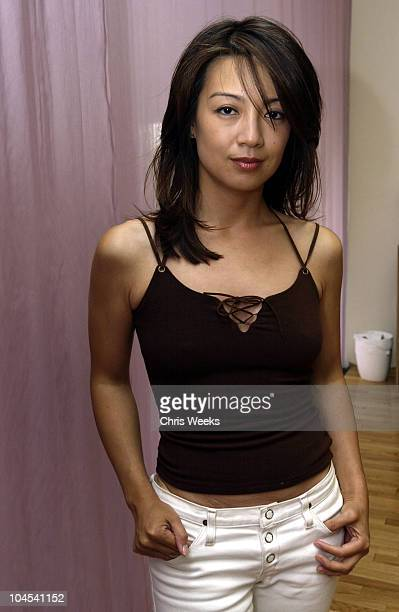 MingNa during Fred Segal Beauty Salon Spa Launch Day One at Fred Segal Beauty Salon Spa in Santa Monica California United States