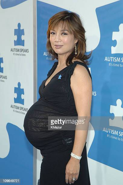 MingNa during Jerry Seinfeld and Paul Simon Perform One Night Only A Concert For Autism Speaks at Kodak Theater in Hollywood California United States