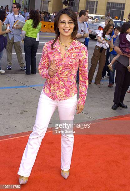 MingNa during 'ScoobyDoo 2 Monsters Unleashed' Premiere at Grauman's Chinese in Hollywood California United States