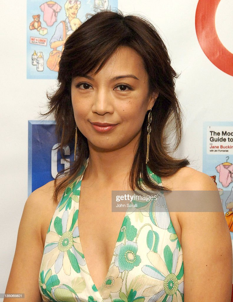 MingNa during Target Celebrates Author Jane Buckingham's 'The Modern Girl's Guide to Motherhood' at Regent Beverly Wilshire Hotel in Beverly Hills...