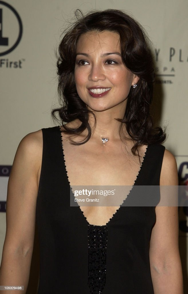MingNa during The 9th Annual Race To Erase MS Dinner at Century Plaza in Century City California United States