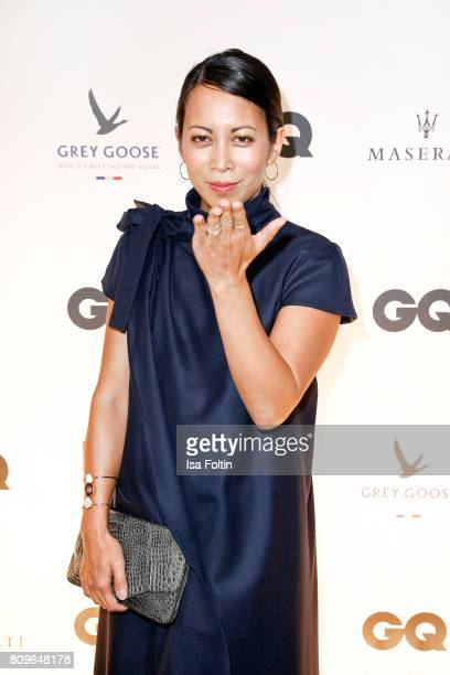 MinhKhai PhanThi attends the GQ Mension Style Party 2017 at Austernbank on July 5 2017 in Berlin Germany