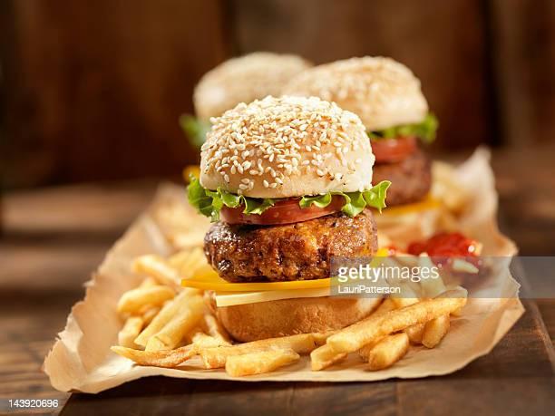 Mini Cheeseburger's