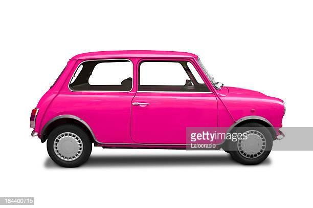 Mini Cooper-pink