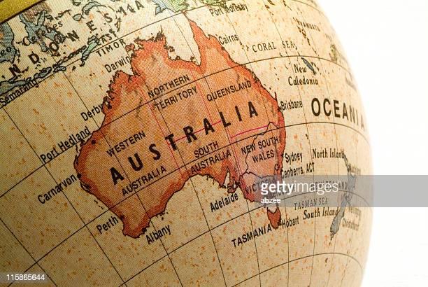 Mini Globe Australia