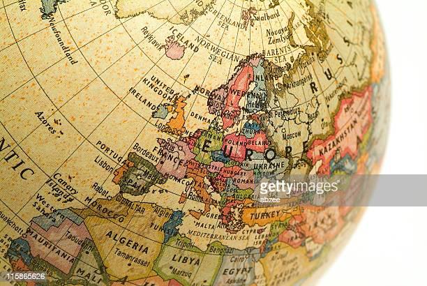 Mini Globe Europe