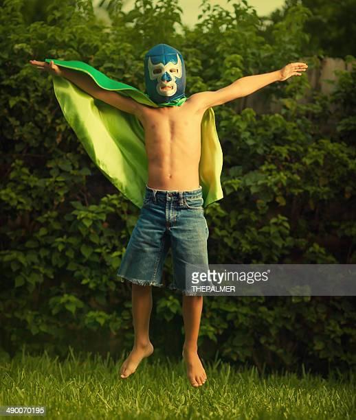 mini mexican luchador