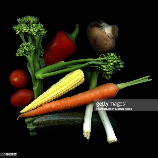 Mini vegetable