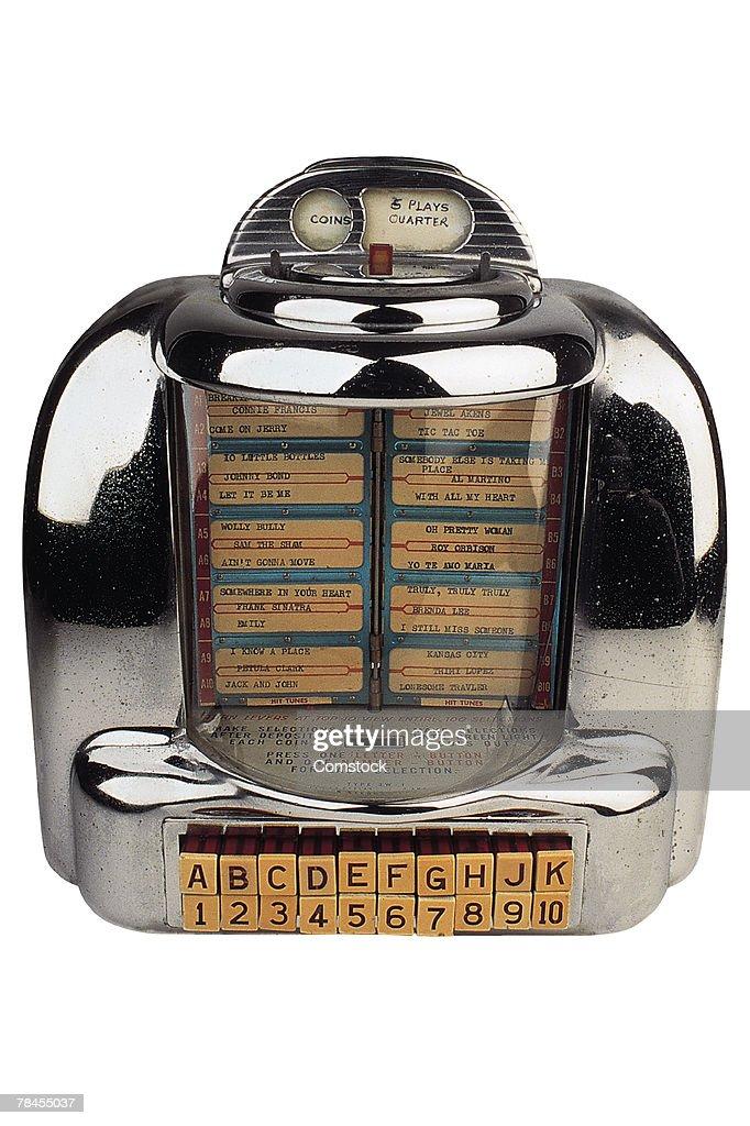 Miniature jukebox