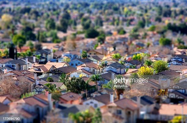 Miniature Neighborhood