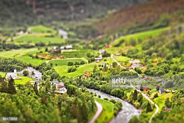 Miniature Norway