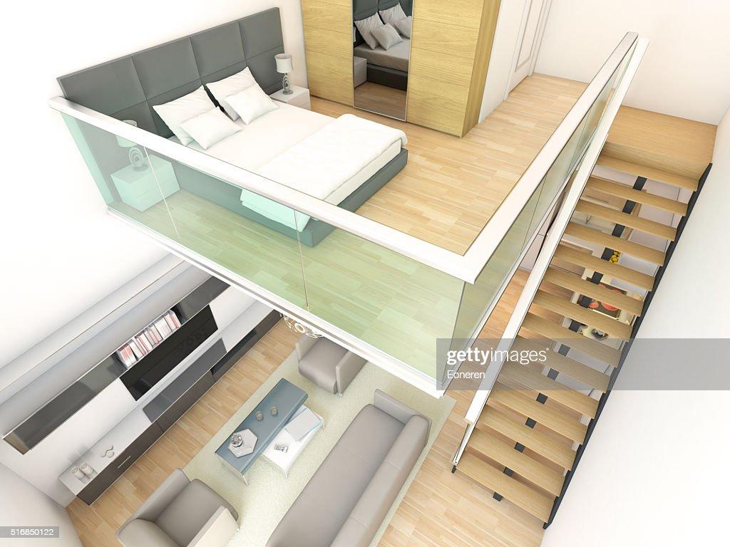 Interior designs 2 storey house