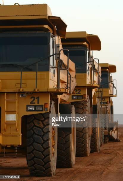 Mining Fleet