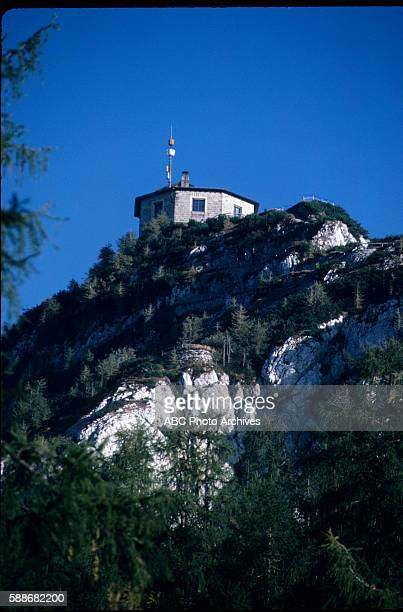 November 13 15 through 17 20 and 23 1988 / May 7 through 10 and 14 1989 EAGLE'S NEST HITLER