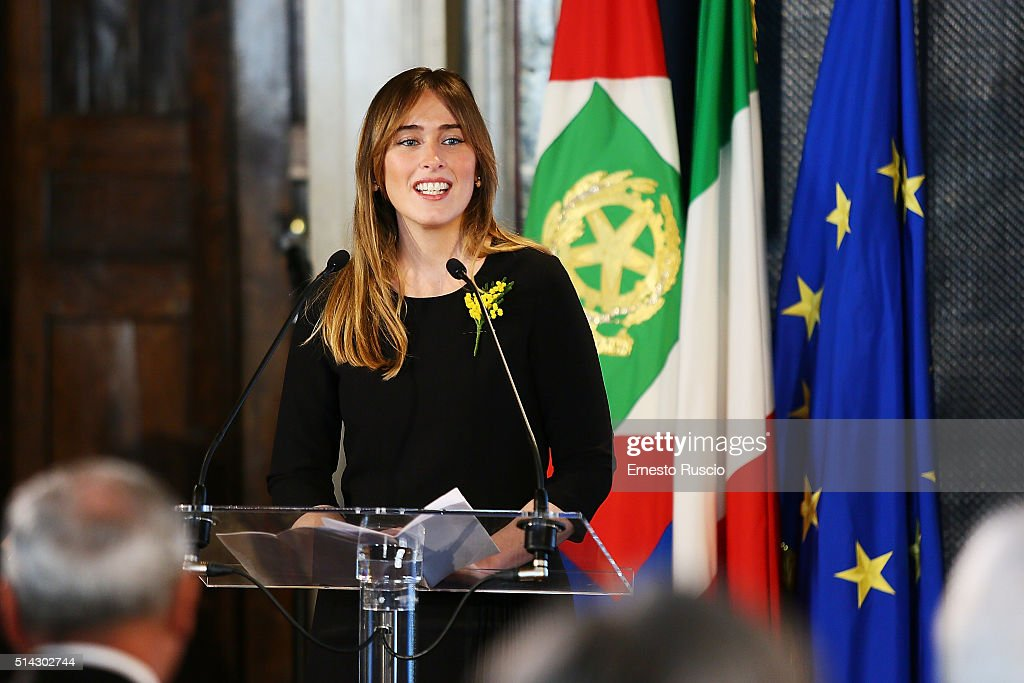 International Women's Day Celebrations At Quirinale