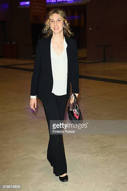 Minister of Education Marianna Madia attends the 'Bernardo Bertolucci Per Il Nepal' Charity Event at Auditorium Parco Della Musica on May 28 2015 in...