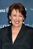 Minister Roselyne Bachelot attends the 'Globes de Cristal 2013' Press Room at the Lido on February 4 2013 in Paris France