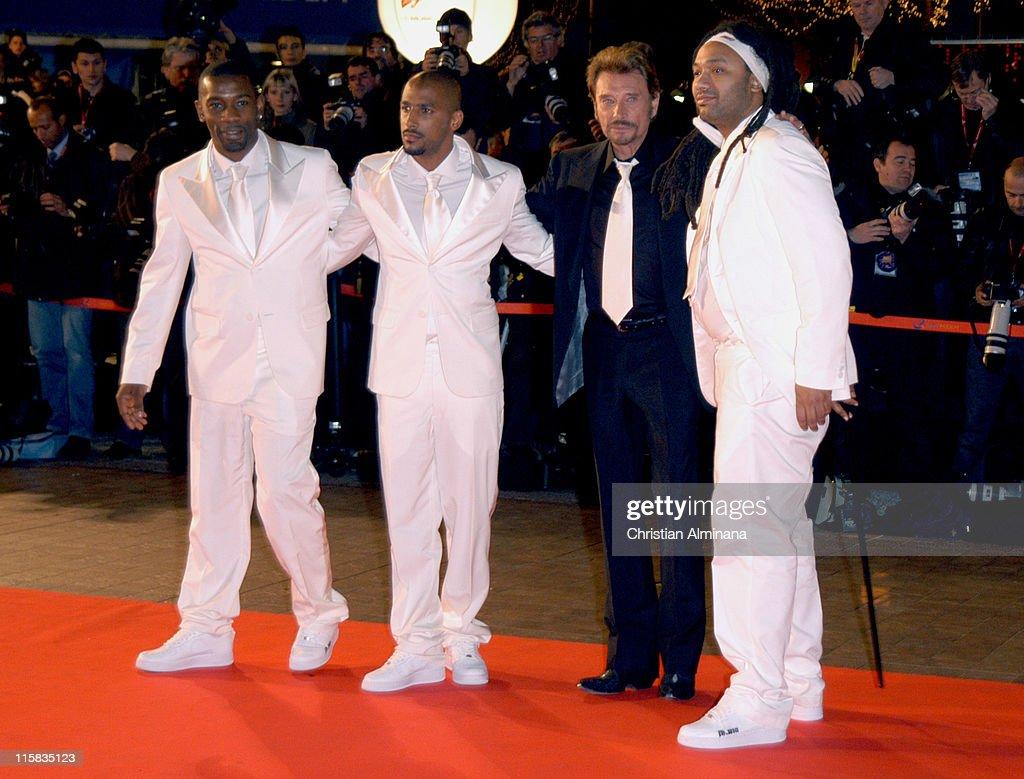 7th Annual NRJ Music Awards - Arrivals