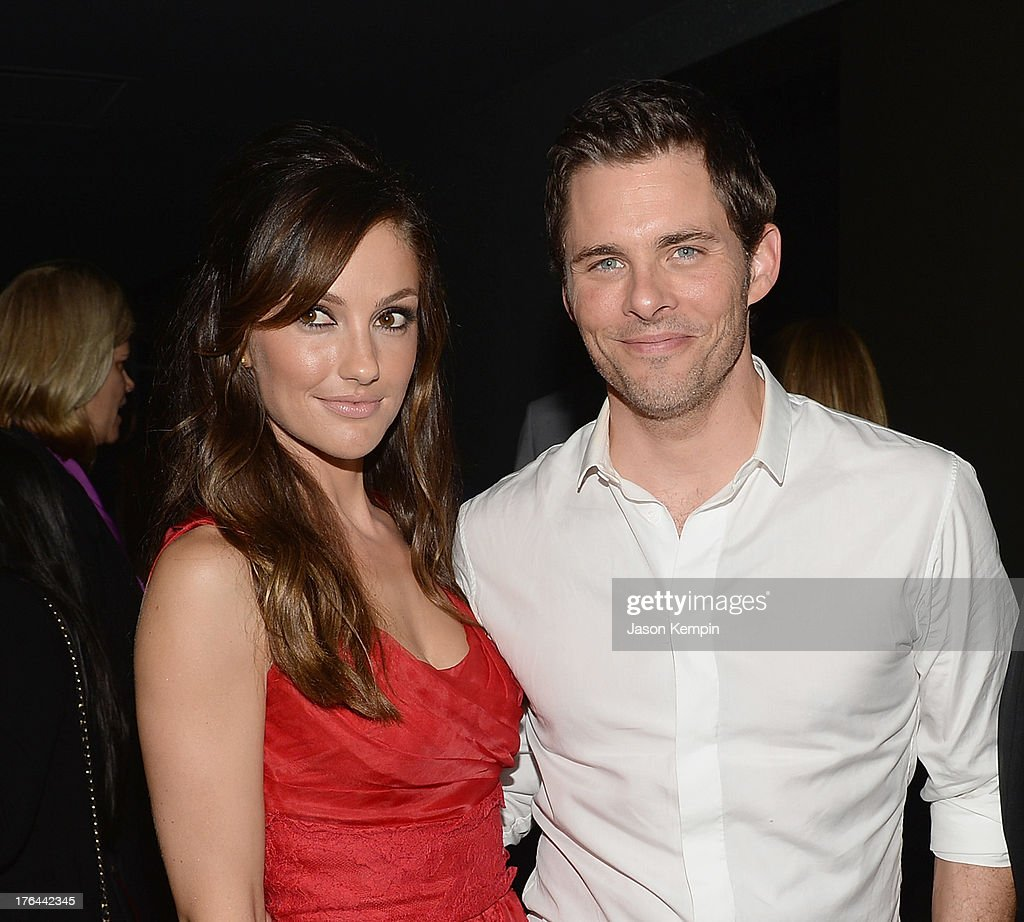 Minka Kelly and James Marsden attend the Los Angeles premiere after-party of 'Lee Daniels' The Butler' at WP24 Restaurant and Lounge on August 12, 2013 in Los Angeles, California.