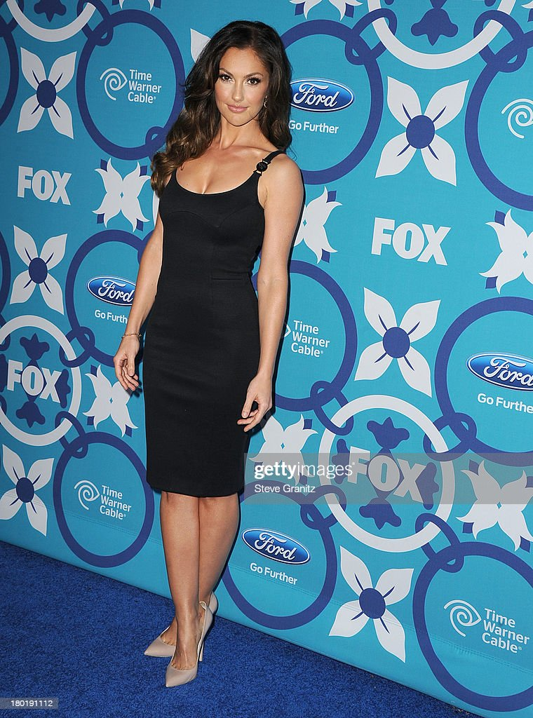 Minka Kelly arrives at the 2013 Fox Fall Eco-Casino Party at The Bungalow on September 9, 2013 in Santa Monica, California.