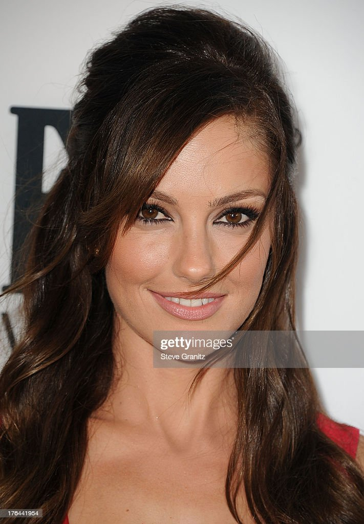 <a gi-track='captionPersonalityLinkClicked' href=/galleries/search?phrase=Minka+Kelly&family=editorial&specificpeople=632847 ng-click='$event.stopPropagation()'>Minka Kelly</a> arrives at the 'Lee Daniels' The Butler' - Los Angeles Premiere at Regal Cinemas L.A. Live on August 12, 2013 in Los Angeles, California.