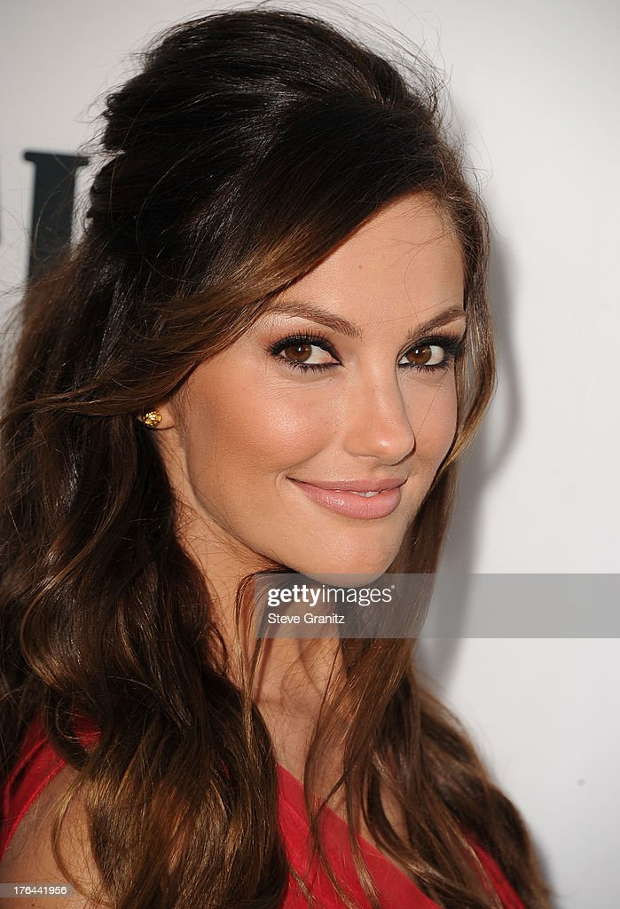 Minka Kelly arrives at the 'Lee Daniels' The Butler' - Los Angeles Premiere at Regal Cinemas L.A. Live on August 12, 2013 in Los Angeles, California.