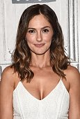 Build Presents Minka Kelly Discussing Her Clothing Line...