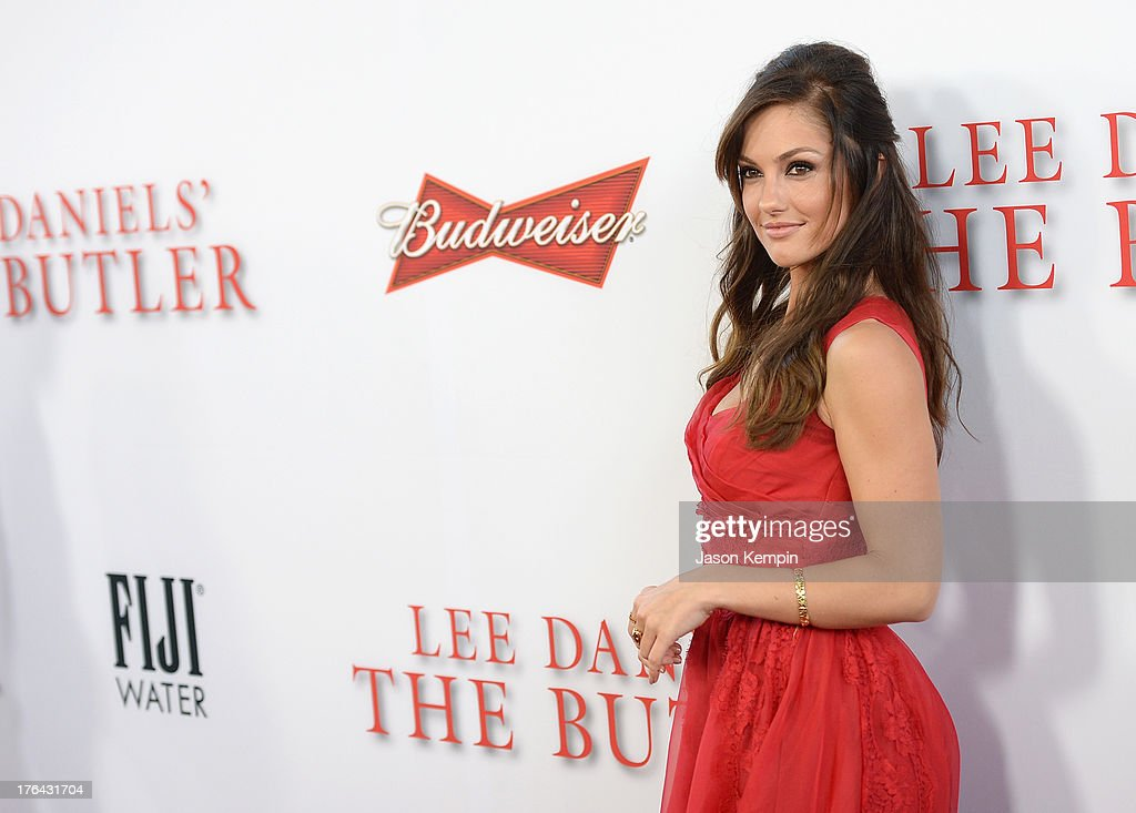 <a gi-track='captionPersonalityLinkClicked' href=/galleries/search?phrase=Minka+Kelly&family=editorial&specificpeople=632847 ng-click='$event.stopPropagation()'>Minka Kelly</a> attends the Los Angeles premiere of 'Lee Daniels' The Butler' at Regal Cinemas L.A. Live on August 12, 2013 in Los Angeles, California.