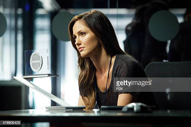 Minka Kelly in the 'Arrhythmia' episode of ALMOST HUMAN airing Monday Dec 16 2013 on FOX