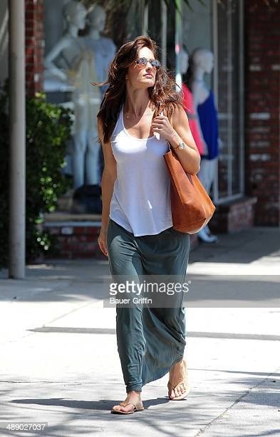 Minka Kelly is seen on May 09 2014 in Los Angeles California