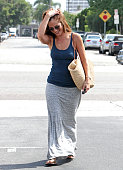 Minka Kelly is seen shopping on August 30 2012 in Los Angeles California