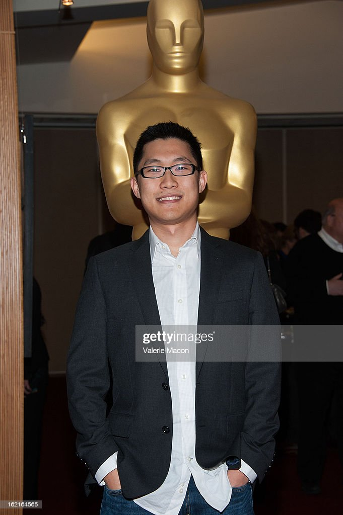 Minkyu Lee attends The Academy Of Motion Picture Arts And Sciences Presents Oscar Celebrates: Shorts at AMPAS Samuel Goldwyn Theater on February 19, 2013 in Beverly Hills, California.