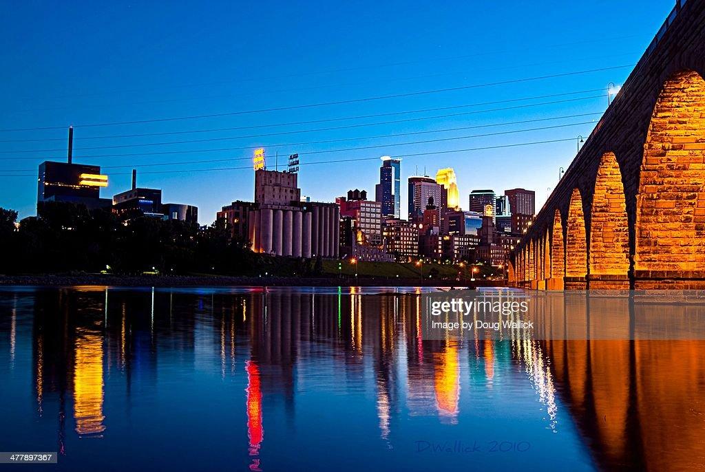 Minneapolis blue hur